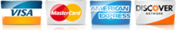 For AC in Kernersville NC, we accept most major credit cards.